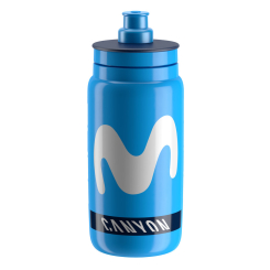 ELITE FLY TEAMS bidon 550ml MOVISTAR