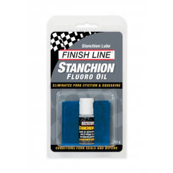 FINISH LINE STANCHION LUBE olej do amortyzatorów 15g + filc
