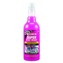 FINISH LINE BIKE WASH środek do mycia roweru 480 ml koncentrat 4 litry