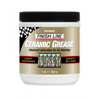 FINISH LINE CERAMIC GREASE smar ceramiczny do łożysk 450g