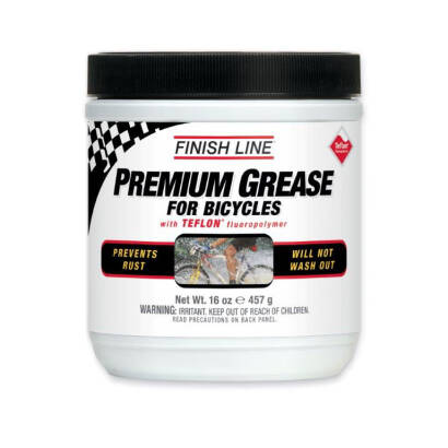 FINISH LINE PREMIUM GREASE smar stały do łożysk 450 g