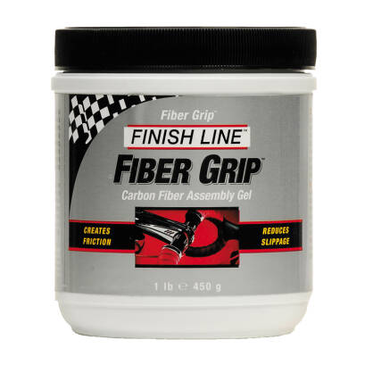 FINISH LINE FIBER GRIP smar stały do karbonu 450 g