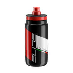 ELITE FLY TEAMS bidon 550ml GRANFONDO BLACK